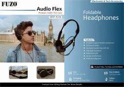 Foldable Headphones: Fuzo  Audio Flex