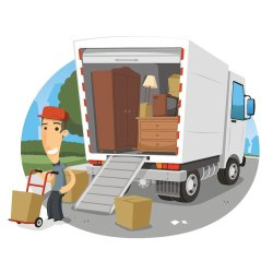 Commercial Goods Moving Services