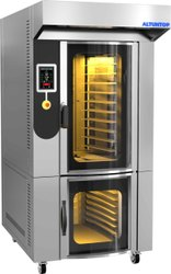 Altuntop Gas Rotary Convection Oven With Proofer