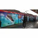 Metro Station Advertisement Service