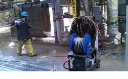 Mechanical Cleaning Services, Industrial