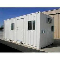 Galvanized Prefabricated Portable Cabin