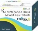 FEXOFENADINE AND MONTELUKAST TABLETS (FEXOLEV-M )