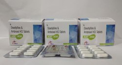 Doxofylline 400 Mg & Ambroxol HCL 30 Mg Tablet For Hospitals,Nursing Homes & Doctors