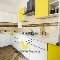 MDF Modular Kitchen