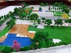 Residence Landscape Model Making Service