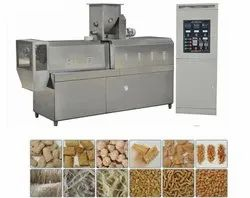 Soya Nugget Machines