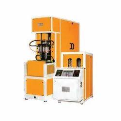 Semi Automatic Pet Blow Moulding Machine Bottle Making Machine