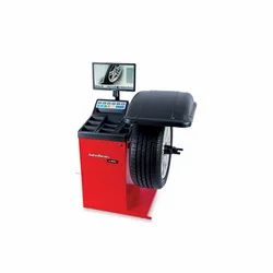 digital wheel balancer machine