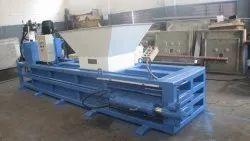 Horizontal Paper Baling Machine