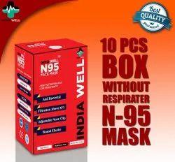 Venus Reusable N95 Mask, Certification: Iso