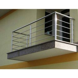 202 Stainless Steel Balcony Railing