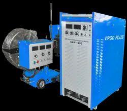 Three Phase MIG Welding Machine, Capacity: 300 400, Automation Grade: Semi-Automatic