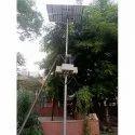 Outdoor GI Octagonal Pole