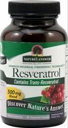 Resveratrol 250 mg Capsule