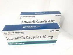 LENVAKAST- Lenvatinib 4 mg Capsules
