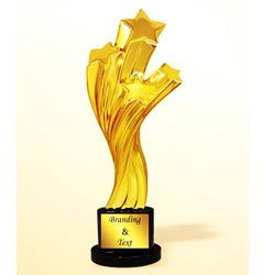CG 603 Crystal Star Trophy