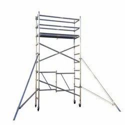 35 Ft Aluminum Mobile Scaffold Tower