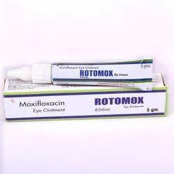 Moxifloxacin Ointment