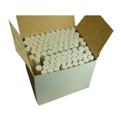 White Blackboard Chalk Boxes, Number of Items/Pack: 100