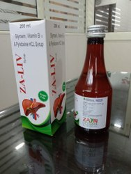 Silymarin Vitamin B Complex