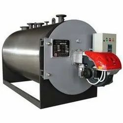 Industrial IBR Steam Boiler