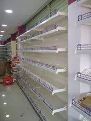 8 Feet Supermarket Display Rack
