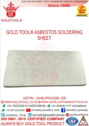 Asbestos Soldering Sheet
