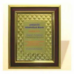 FP 10645 Metal Plate Memento