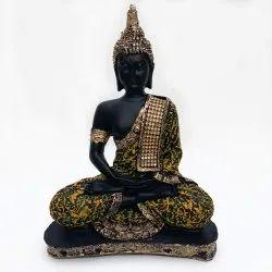Fatfatiya Vastu Fangshui Religious Idol Of Meditating Lord Gautam Buddha Statue