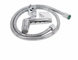 sterling CP coated Health Faucet, For Bathroom, 1.2m