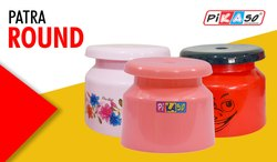Round Plastic Stool