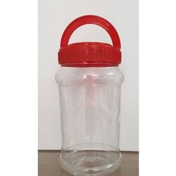 2Kg Confectionery Plastic Jar