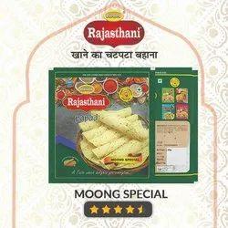 9 Moong Special Dal Papad
