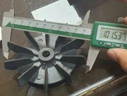 Cooling fan Fisher type 10mm ID