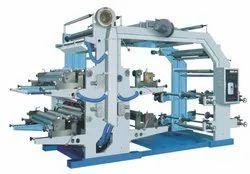 Global 1-8 Colours Flexo Printing Machine