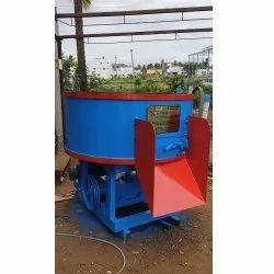 500 Kg Pan Concrete Mixer