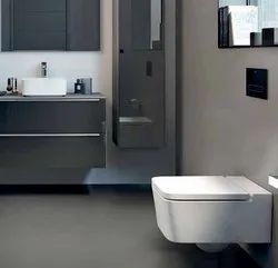 Wall Hung White Bathroom Sanitary Ware