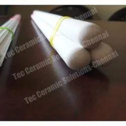 One End Closed Ceramic Thermocouple Tube