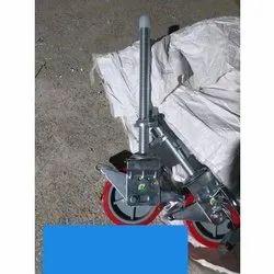 Aluminum Scaffolding Wheel Caster