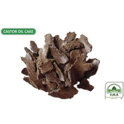 Castor Oil Cake Fertilizer