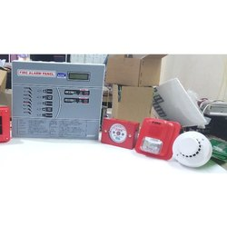 M S Body Conversational and Addressable Fire Alarm System, For Industry