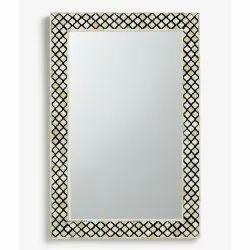 CII-875 MDF Resin Wall Mirror