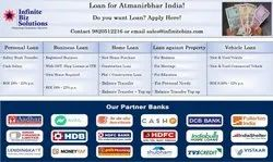 Used Car Loan, in Pan India, Last 6 months bank statement