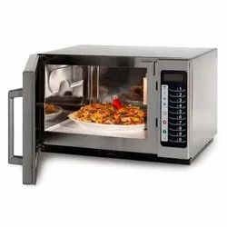 Black Convection Microwave Oven, For Commercial
