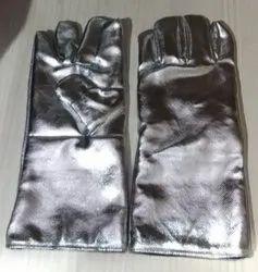 Aluminized Kevlar Hand Gloves