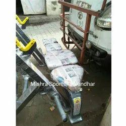 Mild Steel Adjustable Weight Bench