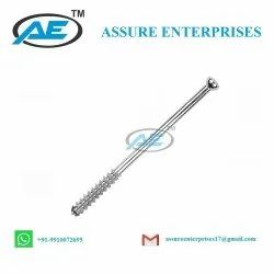 7.0mm cancellous cannulated screw