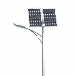 Solar Lighting Pole