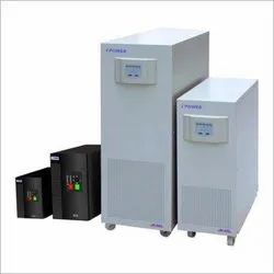 Three Phase Online UPS, Application: Commercial